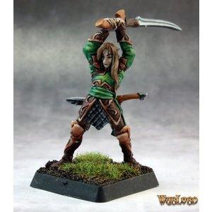 Reaper Miniatures WARLORD: VALE SWORDSMAN