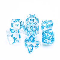 AVALORE DICE SET 7 ISA MAGICK