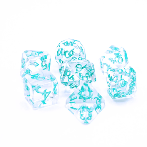 Die Hard Dice AVALORE DICE SET 7 ISA RESTORATION