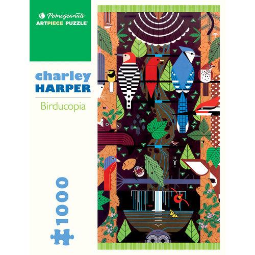 POMEGRANATE PM1000 CHARLEY HARPER - BIRDUCOPIA