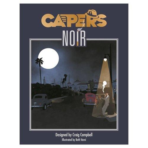 Evil Hat Productions CAPERS: NOIR