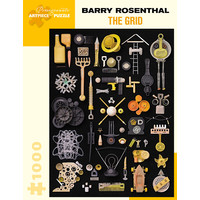 PM1000 BARRY ROSENTHAL - THE GRID