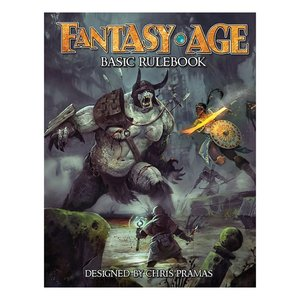 Green Ronin Publishing AGE RPG: FANTASY BASIC RULEBOOK