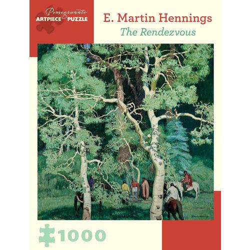 POMEGRANATE PM1000 E. MARTIN HENNINGS - THE RENDEZVOUS