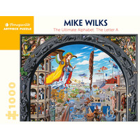 PM1000 MIKE WILKS - ULTIMATE ALPHABET LETTER A
