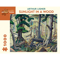 PM1000 ARTHUR LISMER - SUNLIGHT IN A WOOD