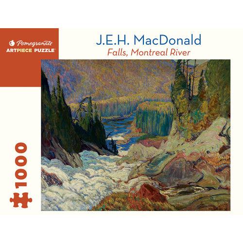 POMEGRANATE PM1000 J.E.H. MACDONALD - FALLS, MONTREAL RIVER