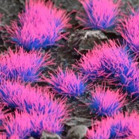 GAMERS GRASS: ALIEN NEON TUFTS (4mm)