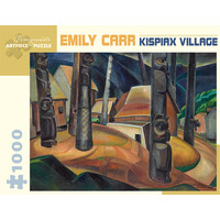 PM1000 EMILY CARR - KISPIAX VILLAGE
