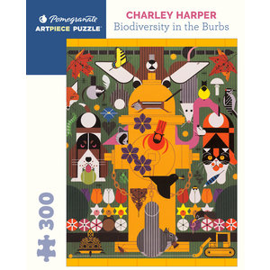 POMEGRANATE PM300 CHARLEY HARPER - BIODIVERSITY IN THE BURBS