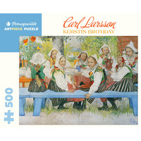 PM500 CARL LARSSON - KERSTI'S BIRTHDAY