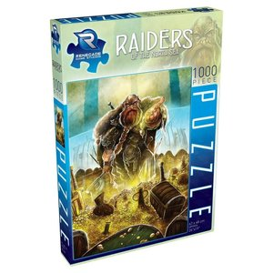 Renegade Games Studios RG1000 - RAIDERS OF THE NORTH SEA