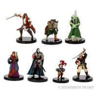 MINIS: D&D: ICONS OF THE REALMS - LEGENDS OF BAROVIA PACK