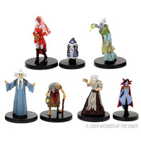 MINIS: D&D: ICONS OF THE REALMS - CURSE OF STRAHD COVENS & COVENANTS PACK