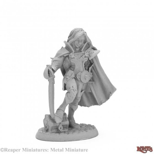 Reaper Miniatures REAPERCON: BLOOD WOLVES SWASHBUCKLER