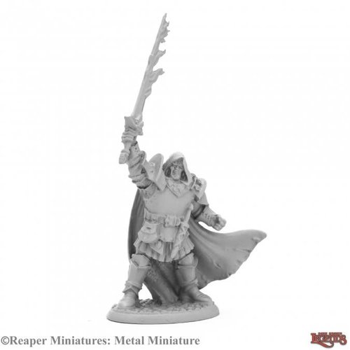 Reaper Miniatures REAPERCON: LIGHTS HAND CAPTAIN