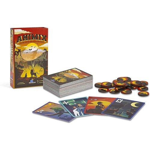 Blue Orange Games ANIMIX Strategy Game