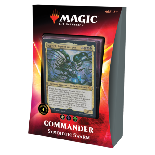 Wizards of the Coast MTG: IKORIA - SYMBIOTIC SWARM - COMMANDER DECK
