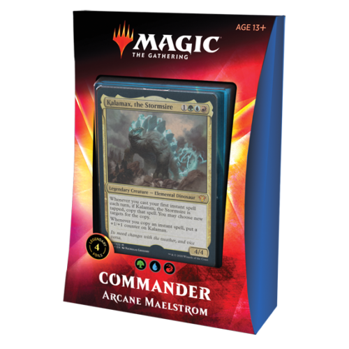 Wizards of the Coast MTG: IKORIA - ARCANE MAELSTROM - COMMANDER DECK