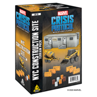 MARVEL CRISIS PROTOCOL: NYC CONSTRUCTION SITE
