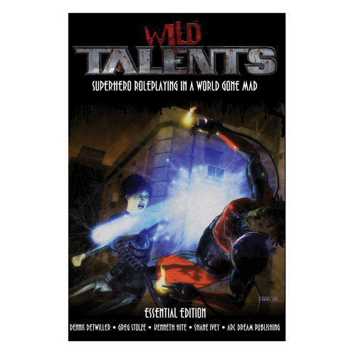 Arc Dream Publishing WILD TALENTS ESSENTIAL