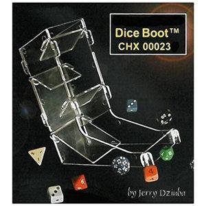 Chessex DICE BOOT Dice Tower, Plastic
