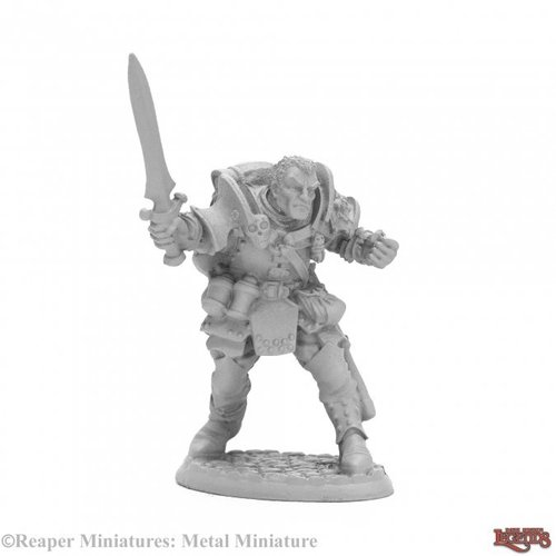 Reaper Miniatures REAPERCON: MAGGOTCROWN ROGUE