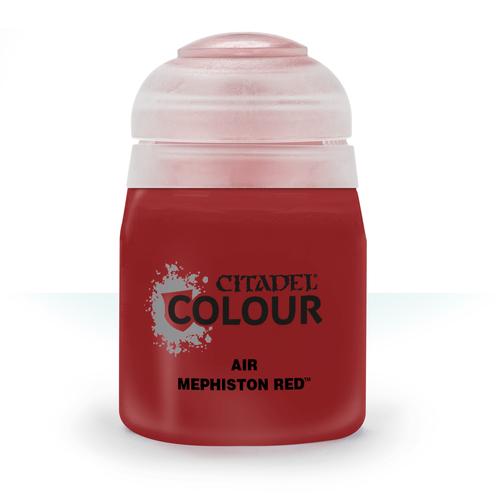 Games Workshop CITADEL (AIR): MEPHISTON RED
