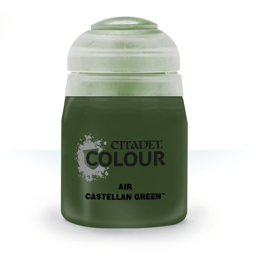 Games Workshop CITADEL (AIR): CASTELLAN GREEN