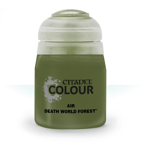 Games Workshop CITADEL (AIR): DEATHWORLD FOREST