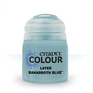 Games Workshop CITADEL (LAYER): BAHARROTH BLUE