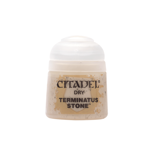 Games Workshop CITADEL (DRY): TERMINATUS STONE