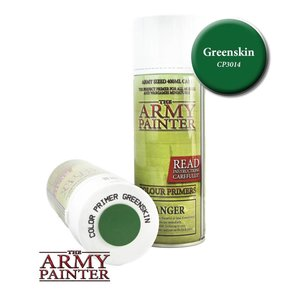 The Army Painter COLOR PRIMER: GREENSKIN
