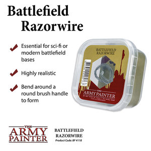 The Army Painter BATTLEFIELDS: BATTLEFIELD RAZORWIRE