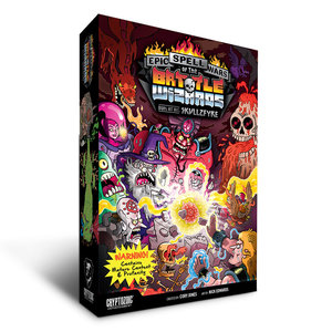 Cryptozoic Entertainment EPIC SPELL WARS OF THE BATTLE WIZARDS 1:  DUEL AT MOUNT SKULLZFYRE