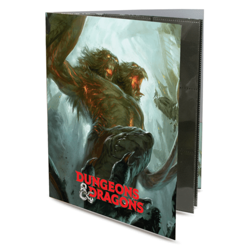 Ultra Pro International D&D: CHARACTER FOLIO - DEMOGORGON