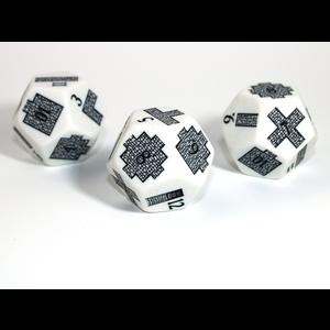 Chessex CUSTOM D12 20mm DUNGEONEERING