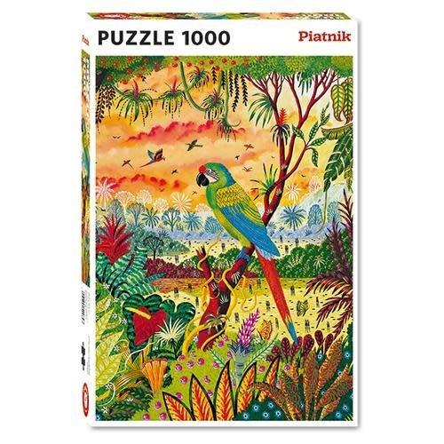 Piatnik PT1000 GREAT GREEN MACAW