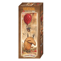HY1000 ZOZOVILLE, RED BALLOON (Vertical)