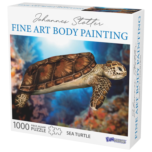 Funwares FW1000 STOTTER - BODY ART SEA TURTLE