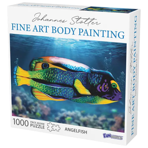 Funwares FW1000 STOTTER - BODY ART ANGELFISH
