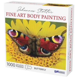 Funwares FW1000 STOTTER - BODY ART BUTTERFLY