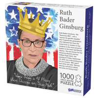 FW1000 THE NOTORIOUS RBG Jigsaw Puzzle