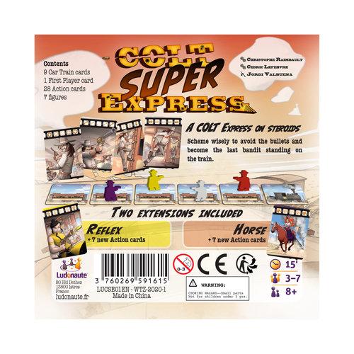 Asmodee COLT SUPER EXPRESS
