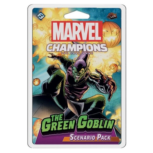 Fantasy Flight Games MARVEL CHAMPIONS LCG: THE GREEN GOBLIN SCENARIO PACK