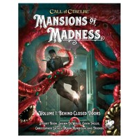 CALL OF CTHULHU: MANSIONS OF MADNESS VOLUME 1 - BEHIND CLOSED DOORS