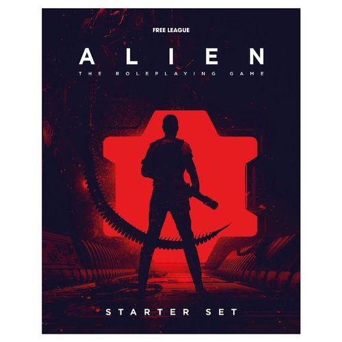 Free League Publishing ALIEN RPG: STARTER SET