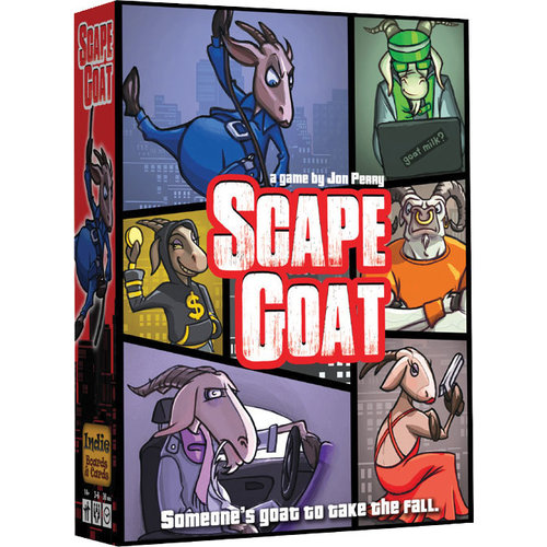 Indie Boards & Cards SCAPE GOAT