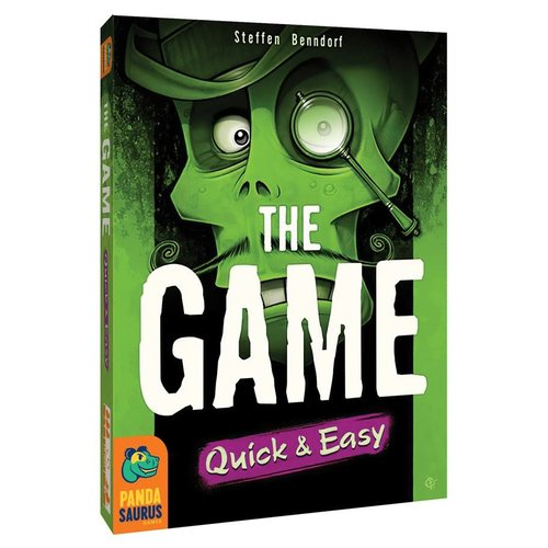 Pandasaurus Games THE GAME: QUICK & EASY
