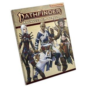 Paizo Publishing PATHFINDER 2ND EDITION: GM SCREEN